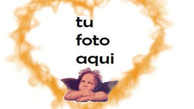 Ángel Del Amor Marco Para Foto 390x220 - Ángel Del Amor Marco Para Foto