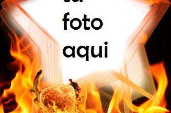 Photo of Eres Una Estrella Ardiente Para Todos Marco Para Foto