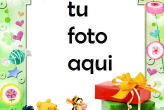Feliz Cumpleaños A Los Niños Marco Para Foto 328x220 - Feliz Cumpleaños A Los Niños Marco Para Foto