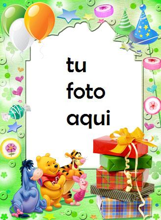 Feliz Cumpleaños A Los Niños Marco Para Foto - Feliz Cumpleaños A Los Niños Marco Para Foto