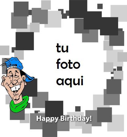 Feliz Cumpleaños A Mis Amigos Marco Para Foto - Feliz Cumpleaños A Mis Amigos Marco Para Foto