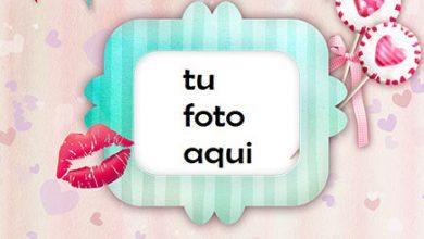 Feliz Cumpleaños Mi Amor Marco Para Foto 390x220 - Feliz Cumpleaños Mi Amor Marco Para Foto