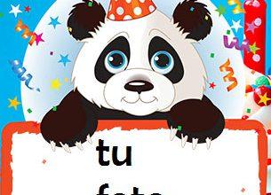 Feliz Cumpleaños Oso Marco Para Foto 305x220 - Feliz Cumpleaños Oso Marco Para Foto
