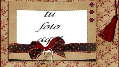 Libro De Amor Marco Para Foto 390x220 - Libro De Amor Marco Para Foto