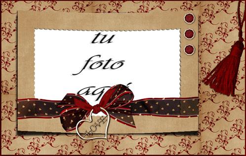 Libro De Amor Marco Para Foto - Libro De Amor Marco Para Foto