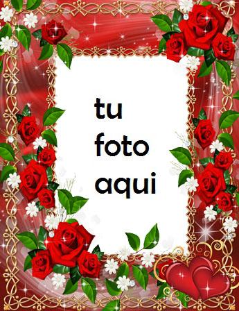 Un Collar De Flores Marco Para Foto - Un Collar De Flores Marco Para Foto