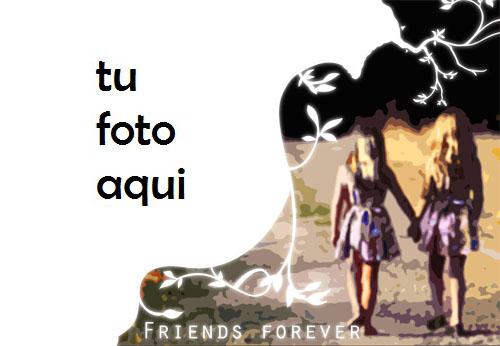 Amigos Para Siempre Marco Para Foto - Amigos Para Siempre Marco Para Foto