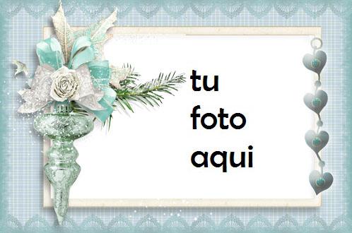 Amor De Invierno Marco Para Foto - Amor De Invierno Marco Para Foto