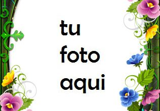 Amor Flores Y Corazones Amables Marco Para Foto 316x220 - Amor Flores Y Corazones Amables Marco Para Foto