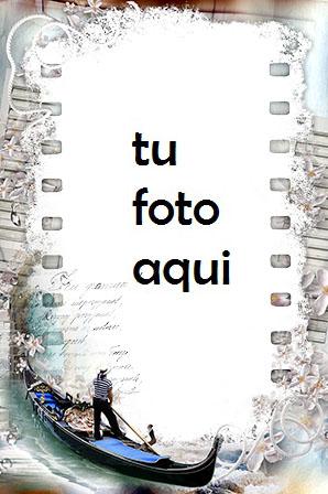Amor Marinero Marco Para Foto - Amor Marinero Marco Para Foto