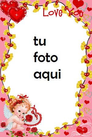 Angel Of Love Te Da Las Frases Románticas Más Bellas Para El Día De San Valentín Marco Para Foto - Angel Of Love Te Da Las Frases Románticas Más Bellas Para El Día De San Valentín Marco Para Foto