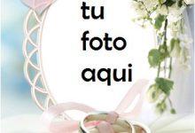 Anillo De Compromiso Marco Para Foto 220x150 - Anillo De Compromiso Marco Para Foto