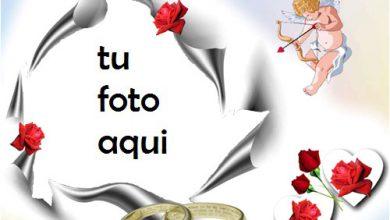 Photo of Anillo De Compromiso Y Anillo De Bodas Marco Para Foto