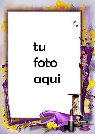 Artista Del Cepillo Marco Para Foto - Artista Del Cepillo Marco Para Foto