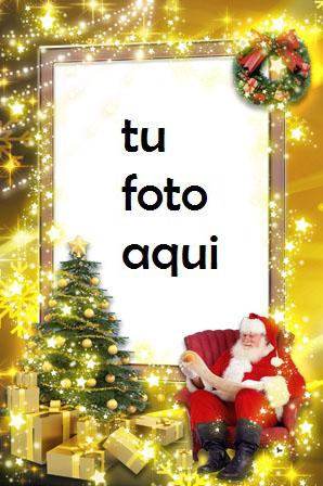 Brillantes Vacaciones De Invierno Marco Para Foto - Brillantes Vacaciones De Invierno Marco Para Foto
