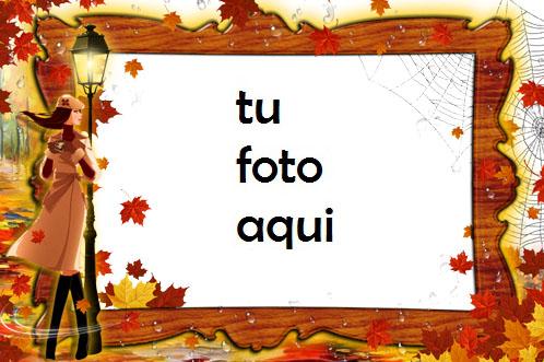 Caída Del Amor Marco Para Foto - Caída Del Amor Marco Para Foto