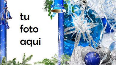 Campanas De Año Nuevo Marco Para Foto 390x220 - Campanas De Año Nuevo Marco Para Foto