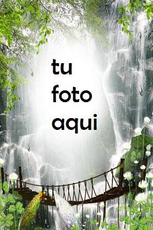 Cascada Amor Por Los Momentos Más Bellos De Tu Vida Marco Para Foto - Cascada Amor Por Los Momentos Más Bellos De Tu Vida Marco Para Foto