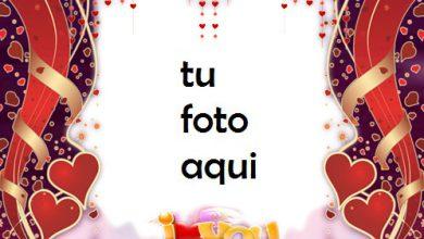 Photo of Celebracion Yo Tambien Te Amo Marco Para Foto