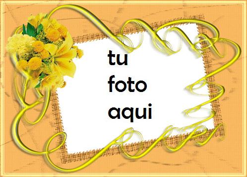 Color De Verano Marco Para Foto - Color De Verano Marco Para Foto