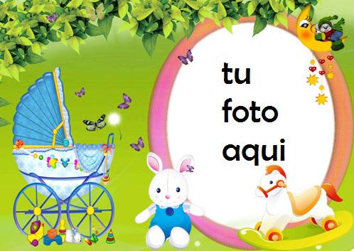 Conejito Bebé Marcos Para Foto - Conejito Bebé Marcos Para Foto