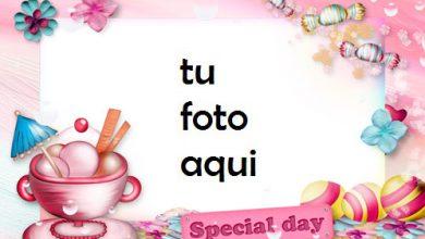 Día Especial Marco Para Foto 390x220 - Día Especial Marco Para Foto