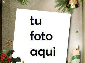 Photo of Decoración De Año Nuevo Marco Para Foto