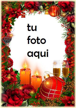 Decoraciones Del Día De Año Nuevo Marco Para Foto - Decoraciones Del Día De Año Nuevo Marco Para Foto
