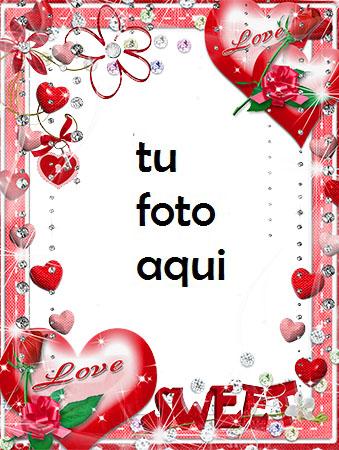 El Amor Es Hermoso Marco Para Foto - El Amor Es Hermoso Marco Para Foto