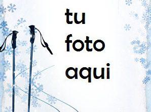 Photo of Eres Único Como Un Copo De Nieve Marco Para Foto