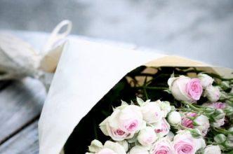 Photo of Escribir En Foto Cuadro del ramo blanco romántico