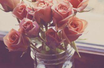 Photo of Escribir En Foto Una imagen de un romántico color rosa negro