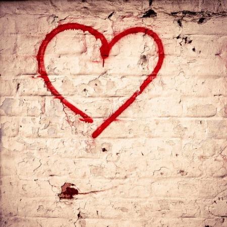 Escribir En Foto corazon rojo - Escribir En Foto corazon rojo