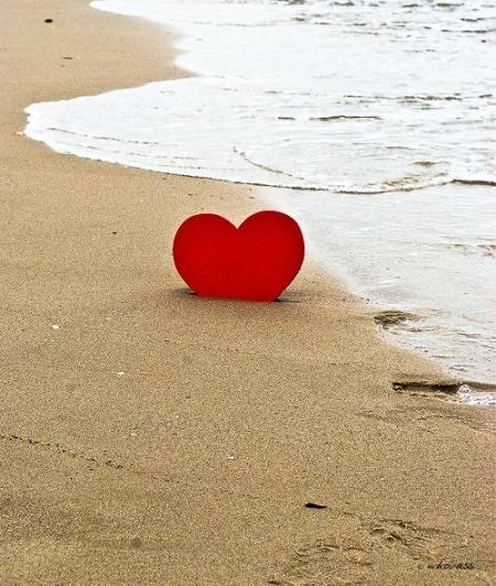 Escribir En Foto corazones con nombres - Escribir En Foto corazones con nombres