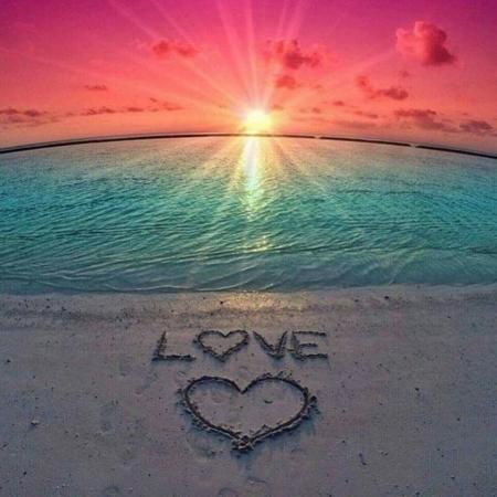 Escribir En Foto corazones para facebook - Escribir En Foto corazones para facebook