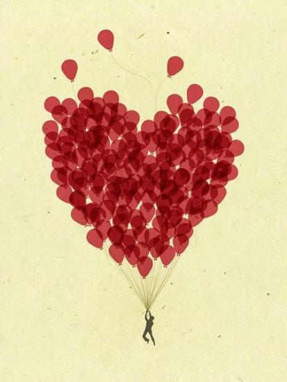Escribir En Foto corazones rojos - Escribir En Foto corazones rojos