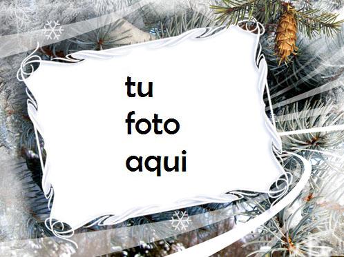 Espíritu De Invierno Marco Para Foto - Espíritu De Invierno Marco Para Foto