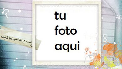 Photo of Familia Feliz Marco Para Foto