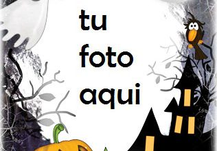 Photo of Feliz Halloween Marco Para Foto