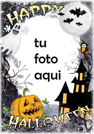 Feliz Halloween Marco Para Foto - Feliz Halloween Marco Para Foto