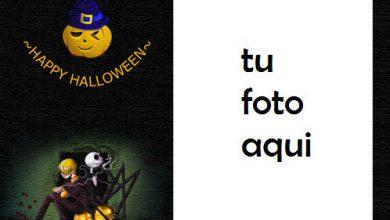 Feliz Halloween Para Usted Marco Para Foto 390x220 - Feliz Halloween Para Usted Marco Para Foto