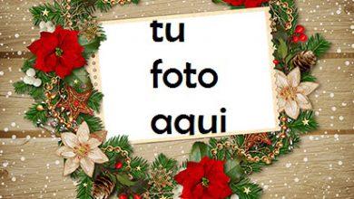 Photo of Feliz Navidad Y Próspero Año Nuevo Hermosas Felicitaciones Marco Para Foto
