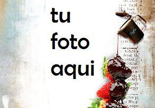 Fresas Chocolate Marco Para Foto 316x220 - Fresas Chocolate Marco Para Foto