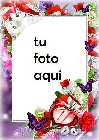 Fuerte Sentimiento De Amor Marco Para Foto - Fuerte Sentimiento De Amor Marco Para Foto