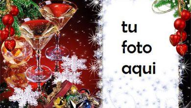 Hermosas Decoraciones Y Decoración De Nochevieja Marco Para Foto 390x220 - Hermosas Decoraciones Y Decoración De Nochevieja Marco Para Foto