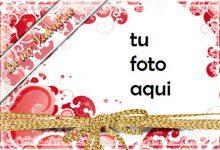 Hermosos Corazones Románticos Para El Día De San Valentín Marco Para Foto 220x150 - Hermosos Corazones Románticos Para El Día De San Valentín Marco Para Foto
