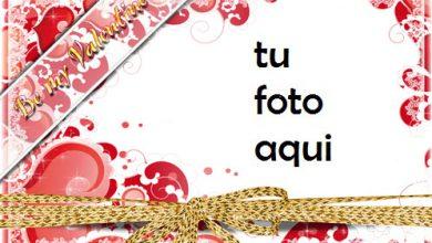 Hermosos Corazones Románticos Para El Día De San Valentín Marco Para Foto 390x220 - Hermosos Corazones Románticos Para El Día De San Valentín Marco Para Foto