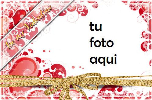 Hermosos Corazones Románticos Para El Día De San Valentín Marco Para Foto - Hermosos Corazones Románticos Para El Día De San Valentín Marco Para Foto