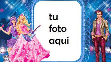 La Linda Familia De Barbie Marcos Para Foto 390x220 - La Linda Familia De Barbie Marcos Para Foto