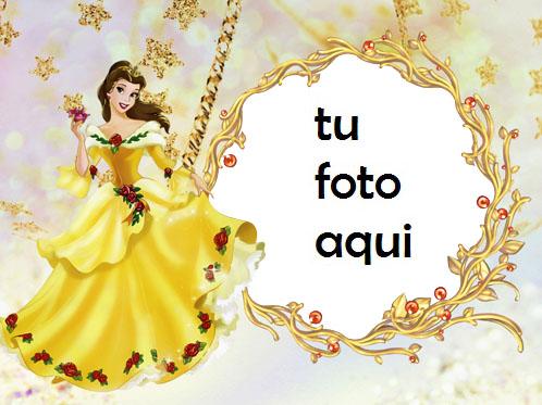 La Princesa Encantada Marcos Para Foto - La Princesa Encantada Marcos Para Foto